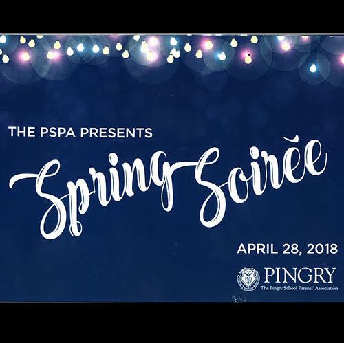 Don't Miss the 2018 PSPA Spring Soirée!