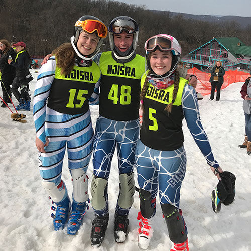 Pingry's Ski Racing Team Celebrates Strong Season