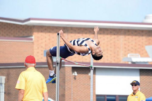 Four Big Blue Track & Field Athletes Earn Top 3 Finishes at Meet of Champions