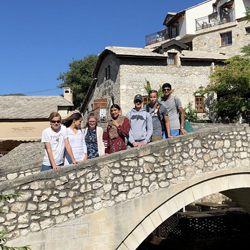 From Belize to the Balkans, Pingry Launches its First Round of Global Field Studies Courses
