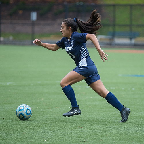 Big Blue Beat: Girls' Varsity Soccer Team