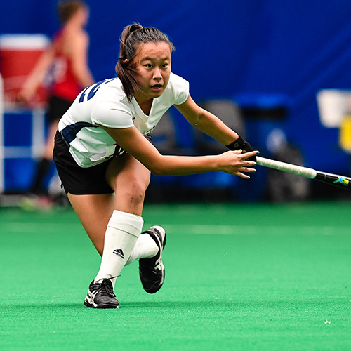 Josie Jahng '19 Competes in USA Field Hockey's 2018 National Futures Championship