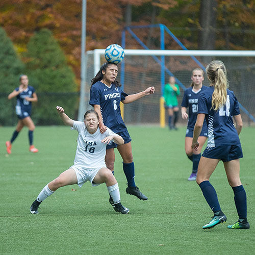 Pingry to Host Girls' Soccer Challenge: The Mountains vs. The Seas