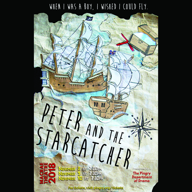 Peter and the Starcatcher - Tickets On Sale Now!