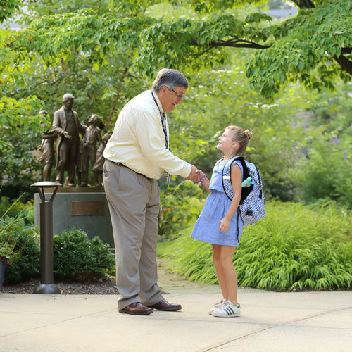 Lower School Director Ted Corvino Announces Retirement