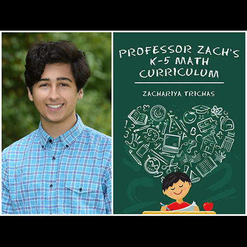 In My Own Words: Zachariya Trichas '19
