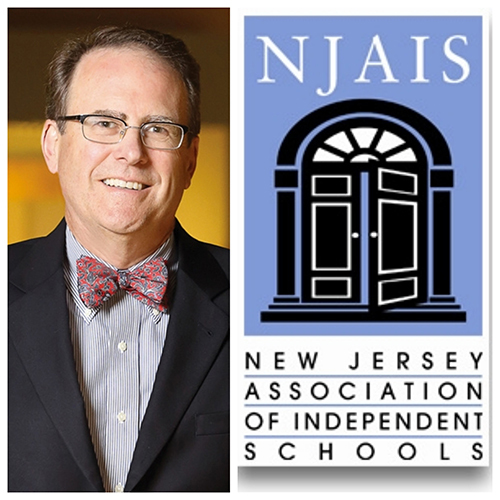 Headmaster Nat Conard Honored by NJAIS