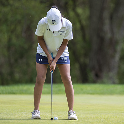 Big Blue Beat: Girls' Varsity Golf Team