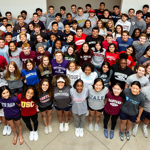 College Selections for the Class of 2019
