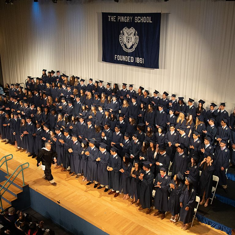 The Class of 2019 Graduates!