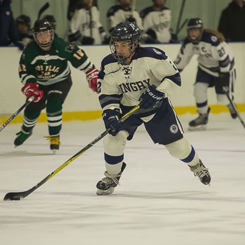 Big Blue Beat: Girls' Varsity Ice Hockey