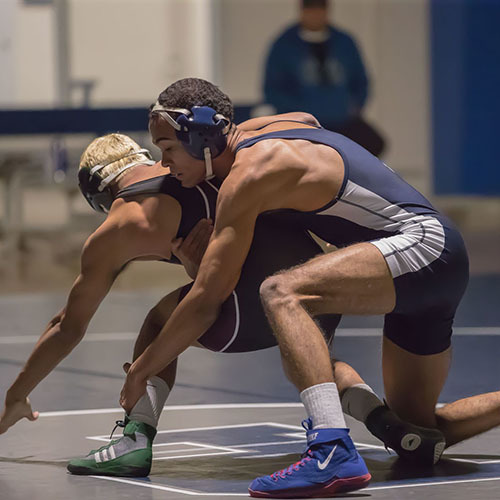 Big Blue Beat: Varsity Wrestling