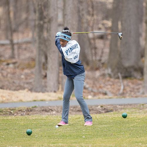 Big Blue Beat: Girls' Varsity Golf