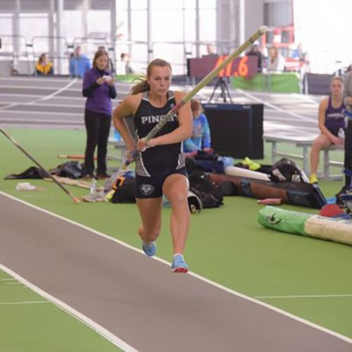 Caroline Dannenbaum '20 Named NJ.com Girls Winter T&F Athlete of the Year
