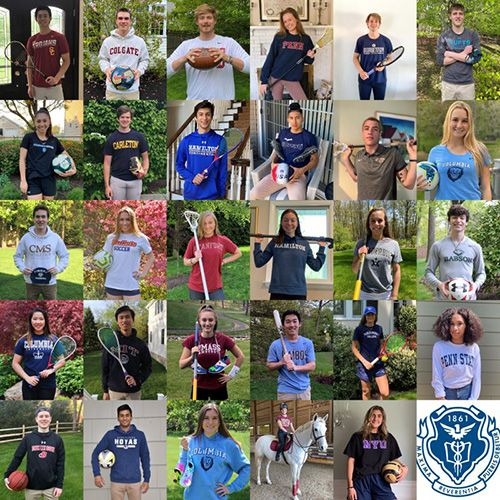 Senior Athletes Heading to College Teams