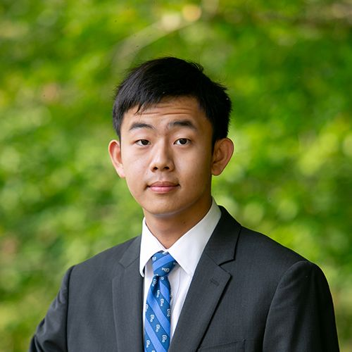 Brian Li '20 Wins National Merit Scholarship