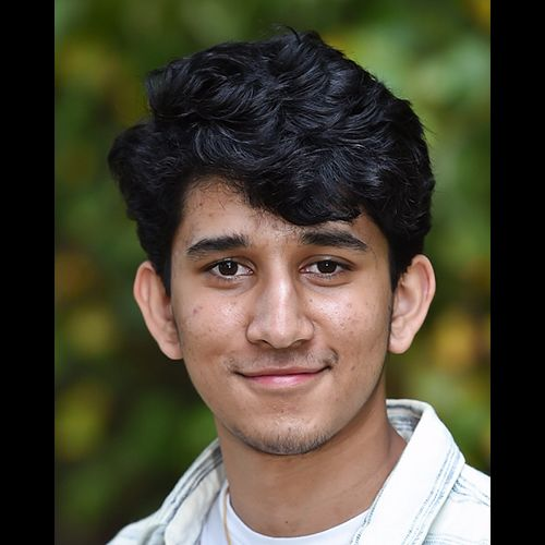 Arjun Sen '22 Receives President's Volunteer Service Award